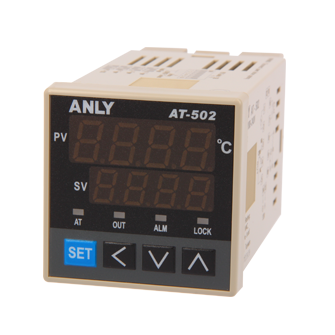 ANLY PID表 AT-502 48*48 I:T/C or RTD-48*48